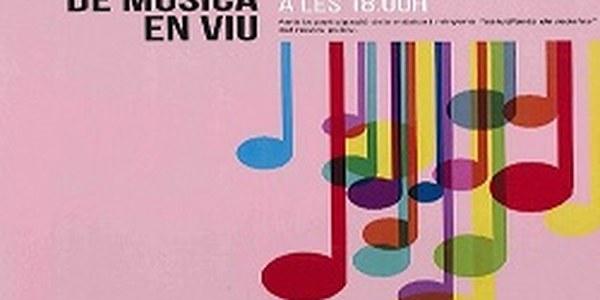 VIII Concert de música en viu