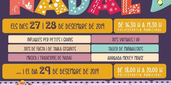PARC DE NADAL 2019