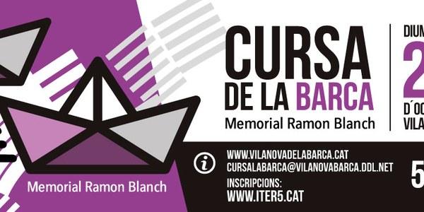 CURSA DE LA BARCA - 27 D'OCTUBRE DE 2019