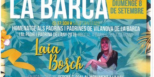 Diada cultural 2019 - Homenatge padrins i padrines 2019