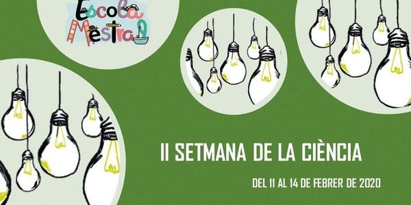 Èxit de participació a la II Setmana de la Ciència de l'Escola Mestral