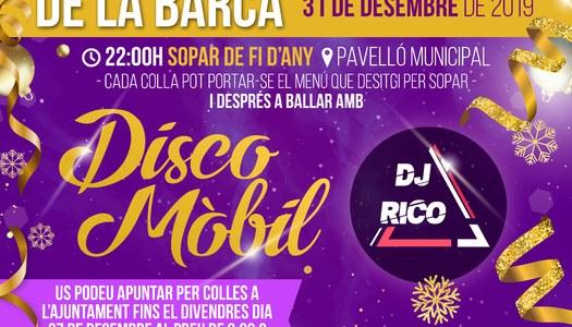 Festa de Fi d'Any a Vilanova de la Barca