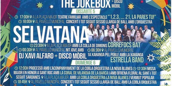 Festa Major de Vilanova de la Barca