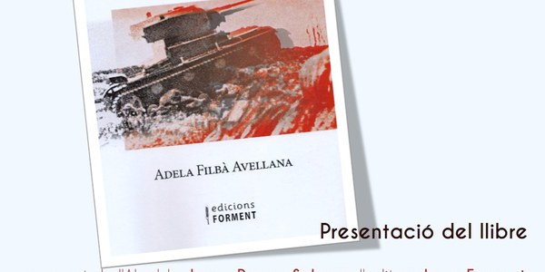 """Presentació del llibre """"Jo soc un T-26B-2 Història d'un tank"""""""