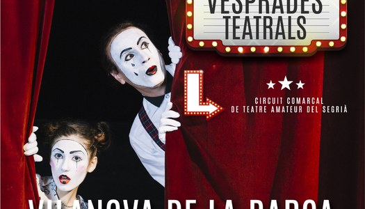 XVII Vesprades  teatrals.
