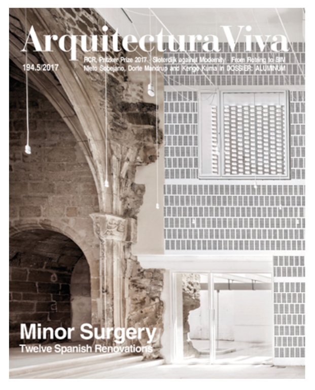 Arquitectura Viva_portada VdB.png